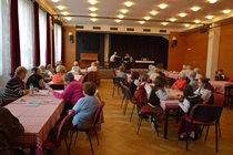 2016/05/04 Concert for the Club of Earlier Born People Mariánská
