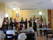 2011/06/21 Concert in the Home for the Elderly - Mníšek pod Brdy